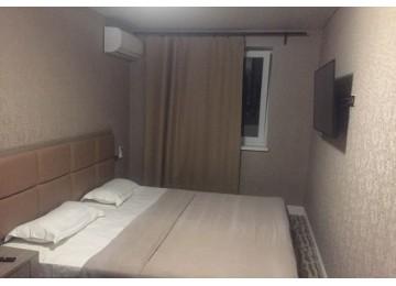 Полулюкс 3-местный 2-комнатный| Номера и цены |Отель «Родина»| Абхазия, Гудаутаский район, Новый Афон